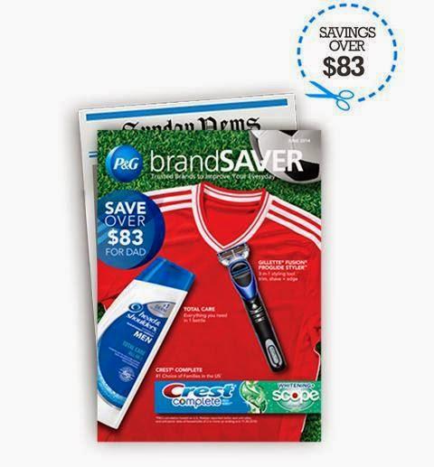 P&G Publix Savings Coupon Booklet