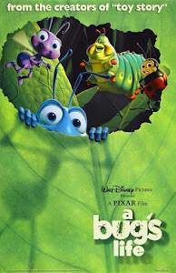 A Bug's Life Poster