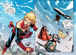 Ms Marvel Dating Spider Man
