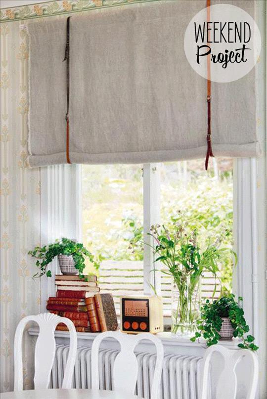 Переделать старые шторы своими руками фото