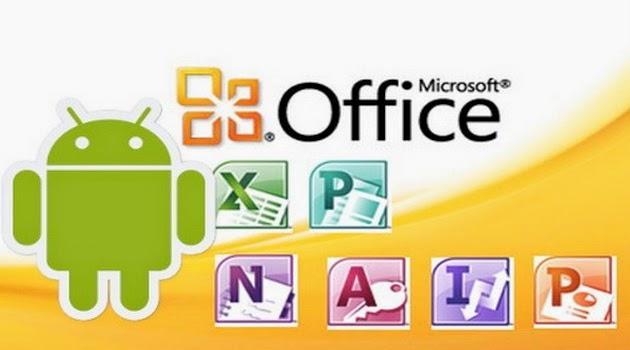 Aplikasi Office Tablet Android Bakal Diliris Microsoft