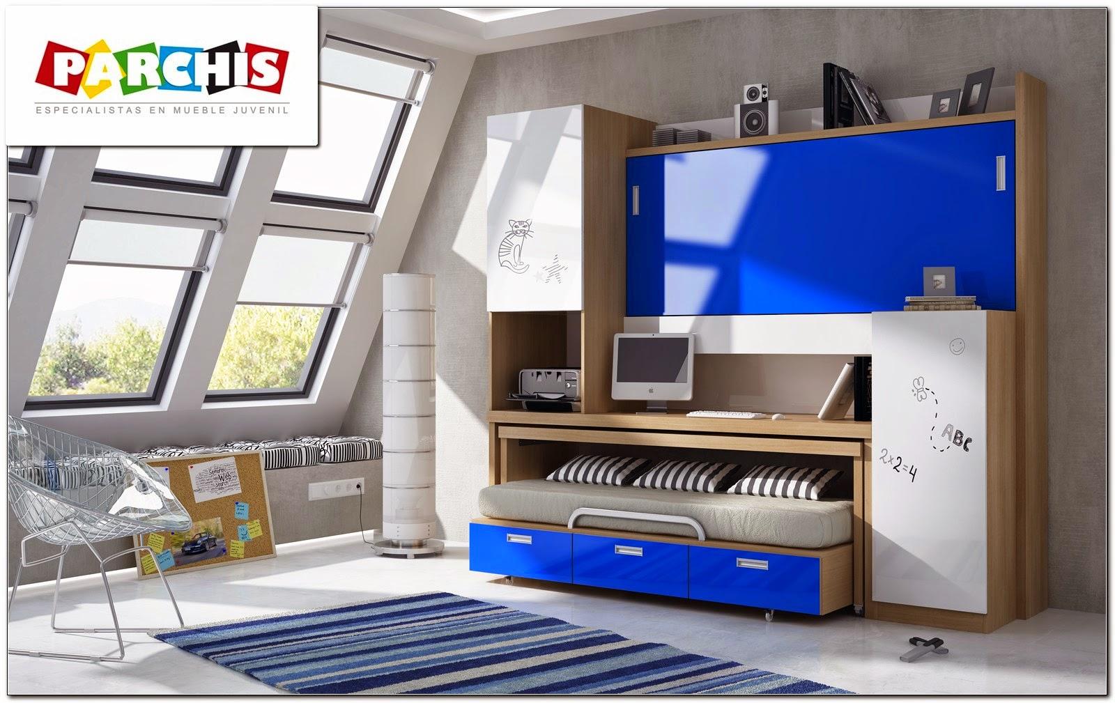 Muebles juveniles dormitorios infantiles y habitaciones for Habitaciones juveniles cama 135