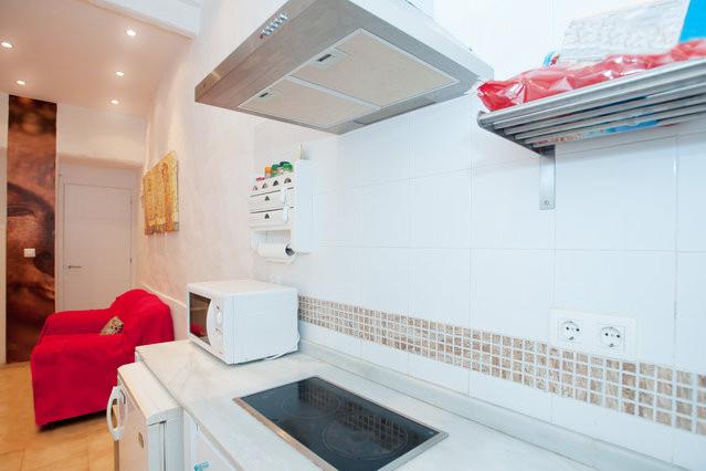 Apartamento selecto 2012 apartamento selecto en pleno - Colgar microondas cocina ...