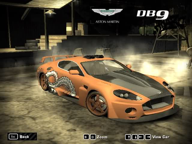 mhgl8x Need For Speed Most Wanted En iyi Modifiye Arabalar