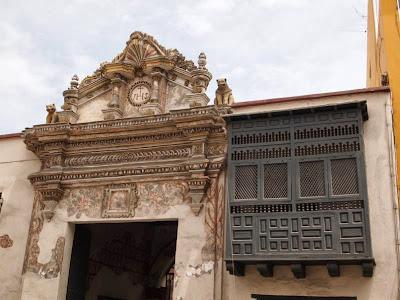 Casa colonial de Trujillo