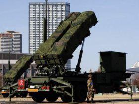 Sistem pertahanan rudal patriot Jepang