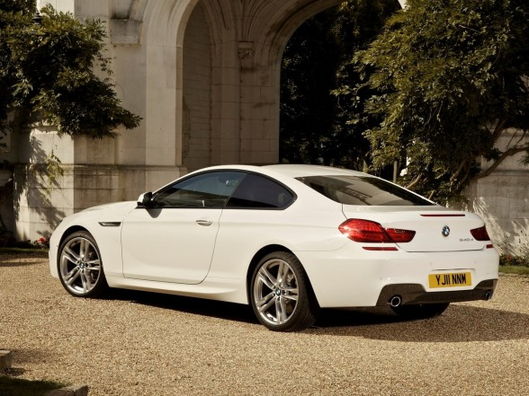Car News: BMW 640d Coupe Cars Wallpaper