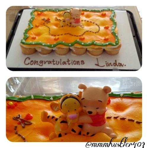 Imgenes De Winnie The Pooh Baby Shower Cupcakes