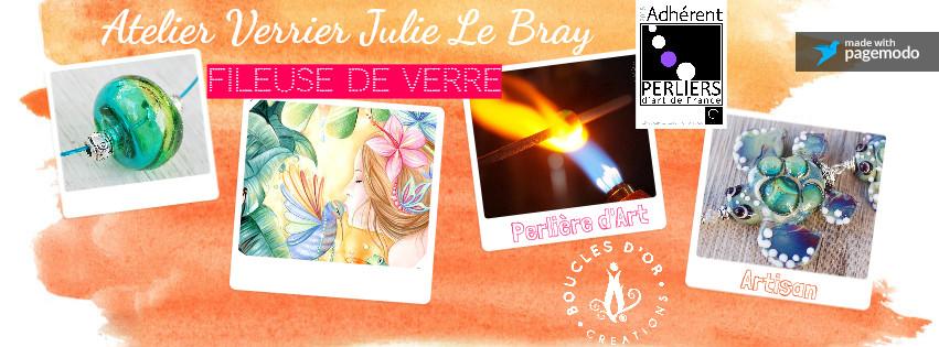 Boucles d'Or Créations®, fileuse de verre au chalumeau, bijoux artisanaux