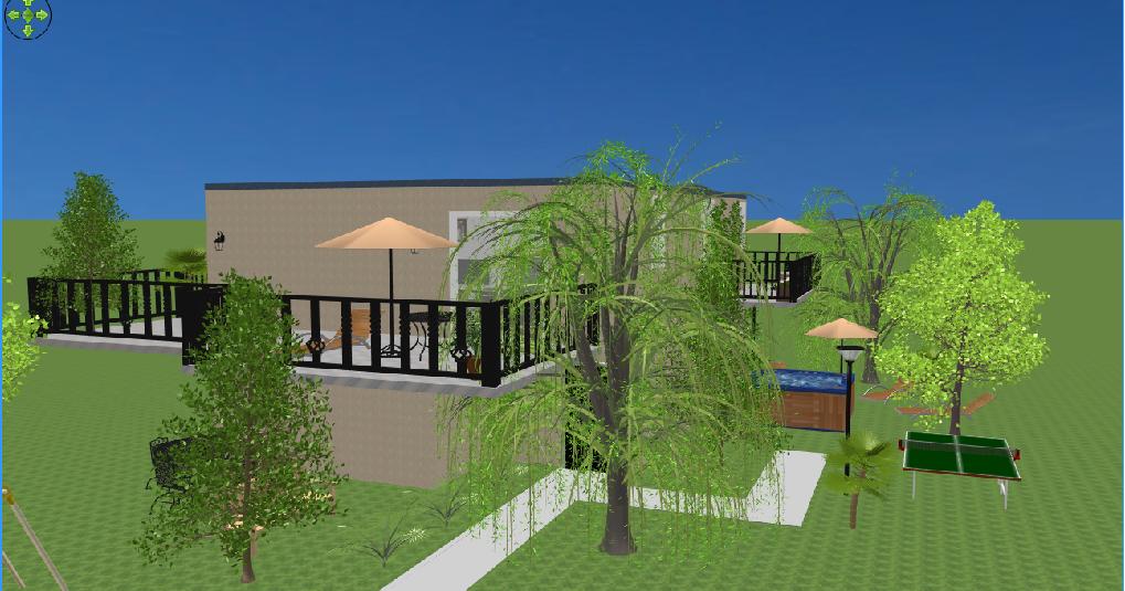 Technologie ville durable maison sweet home 3d s ance 14 for Exemple maison sweet home 3d