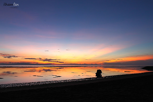Sunrise - Sindhu Beach