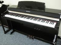Kurzweil MP10 digital piano polished ebony