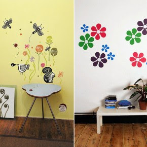 Nature Wall Decals,Nature Wall Stickers