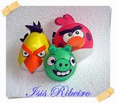 Aniversário Angry Birds