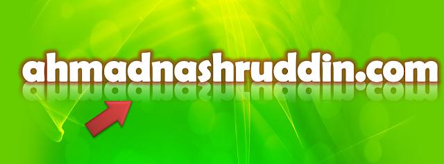 ahmadnashruddin.com