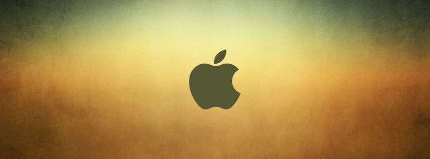 Apple new 2013 facebook cover
