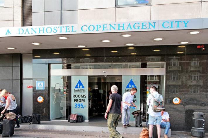 Amalie loves Denmark Danhostel Copenhagen City