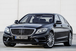 2015 New S-Class Sedan Mercedes Exclusive front view