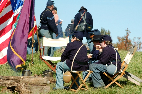 perryville guys Ghost adventures battle of perryville: field hospitals zak, nick and aaron return to kentucky to examine former civil war field hospitals the guys experiment using reenactment actors to emulate the original battle, and they hear a spirit utter the.