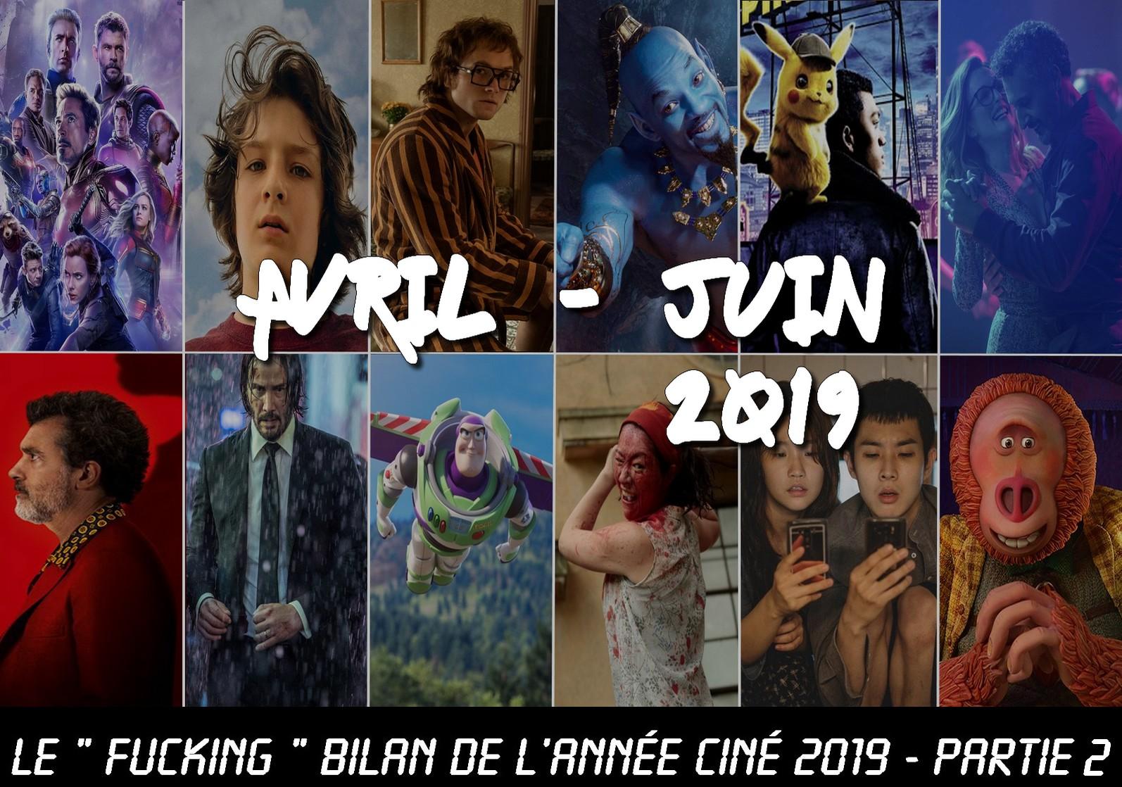 Bilan Ciné 2019 - Partie 2
