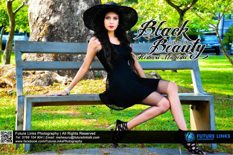 Heshari Maheshi black beauty
