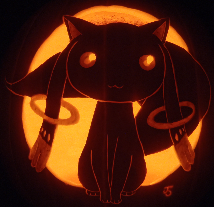 Anime your way who s making themed jack o lanterns