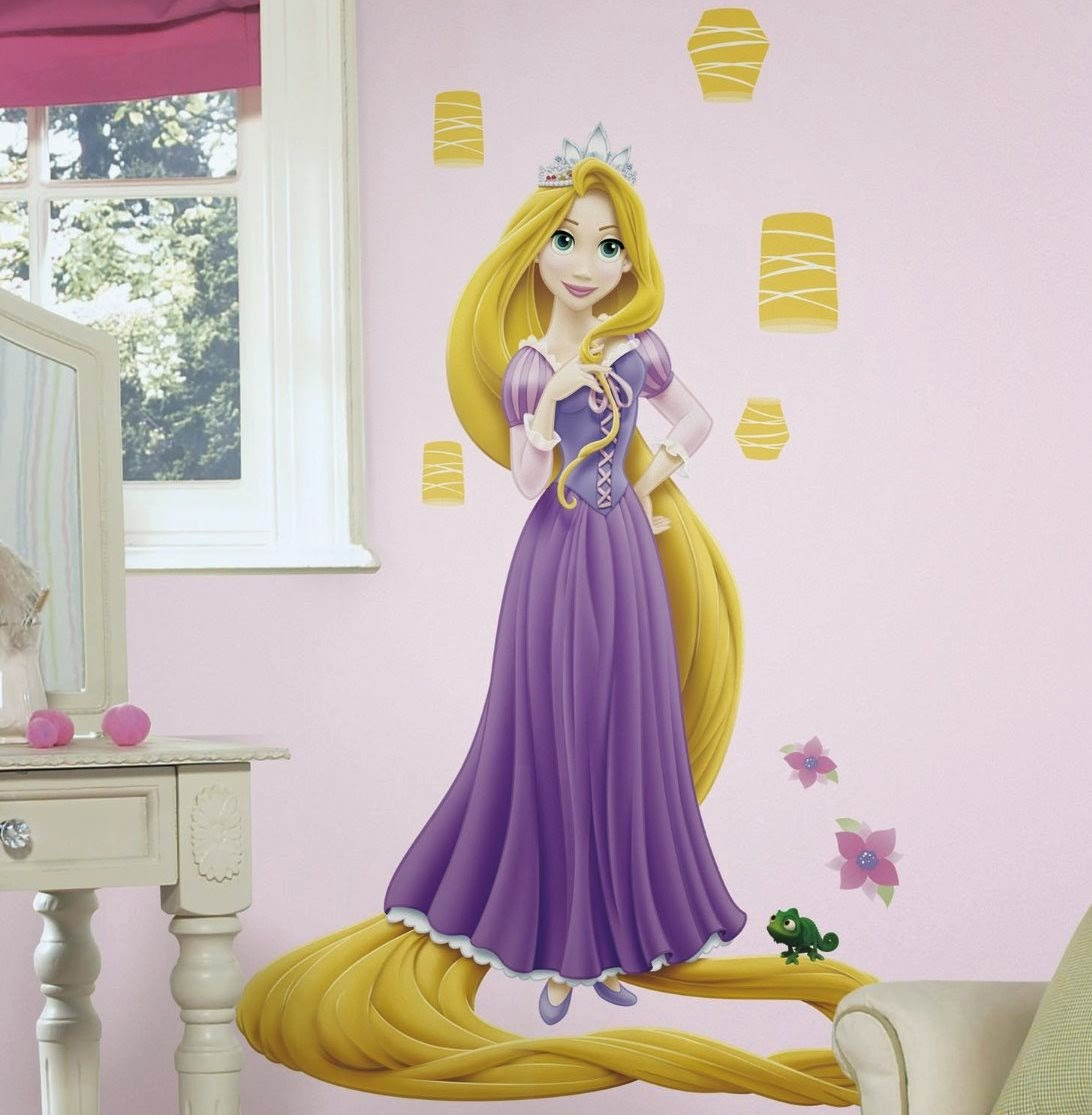 how to decorate a disney 39 s princess rapunzel themed bedroom tangled