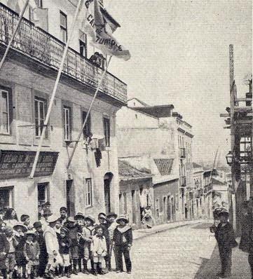 GRÉMIO DE CAMPO DE OURIQUE - 1914