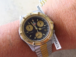 TAG HEUER CHRONOGRAPH PROFESSIONAL 200 METERS - TWO TONE