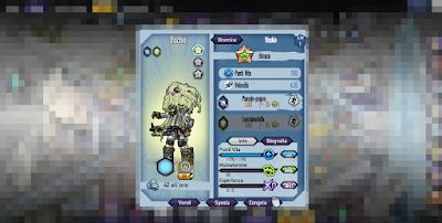 Mutants: Genetic Gladiators Breeding video N°27 (Alien - Crypt Wraith)