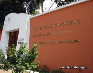 Museo de Arte Moderno, Trujillo, Peru