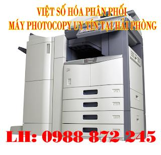 Ban may photocopy tai Thuy nguyen