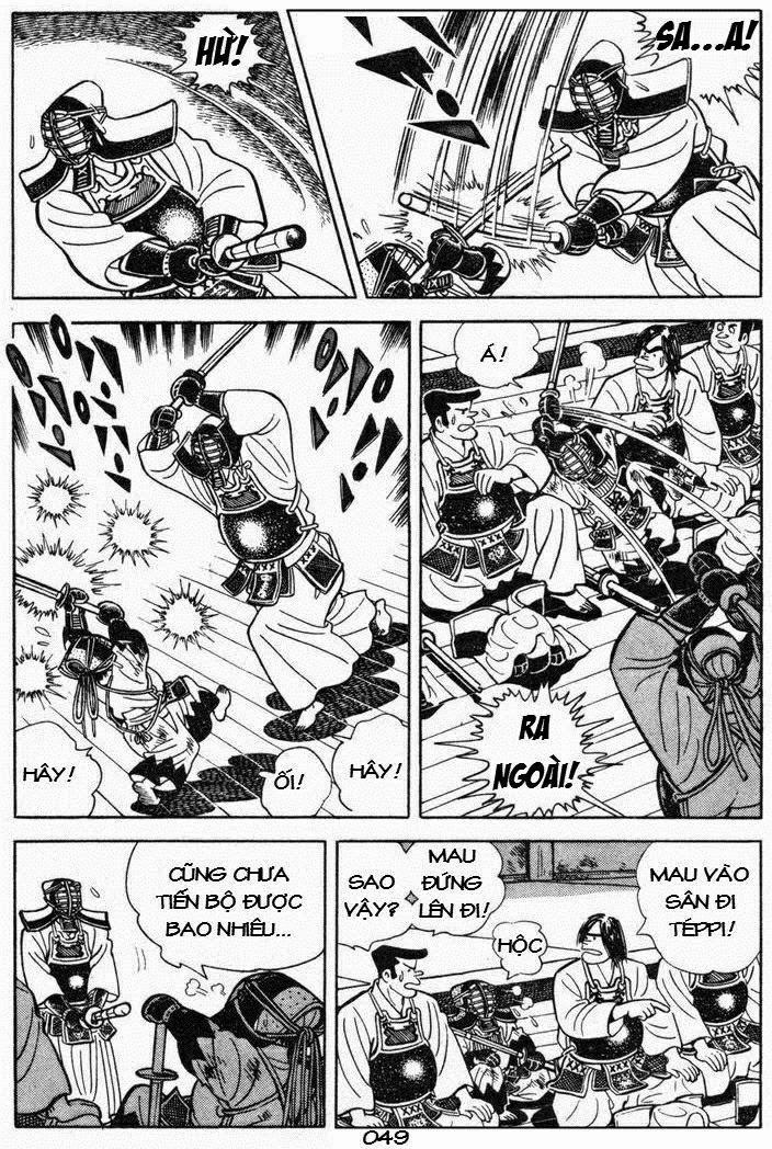 Siêu quậy Teppi chap 90 - Trang 4