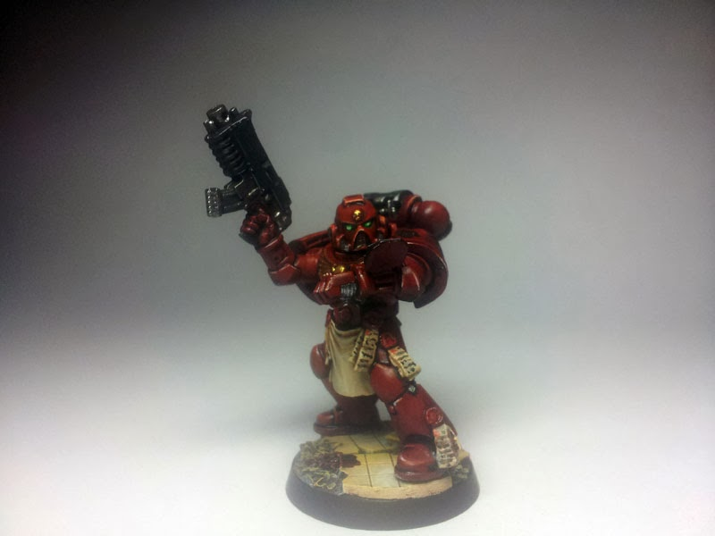 BLOOD ANGELS - WARHAMMER 40000 2-2