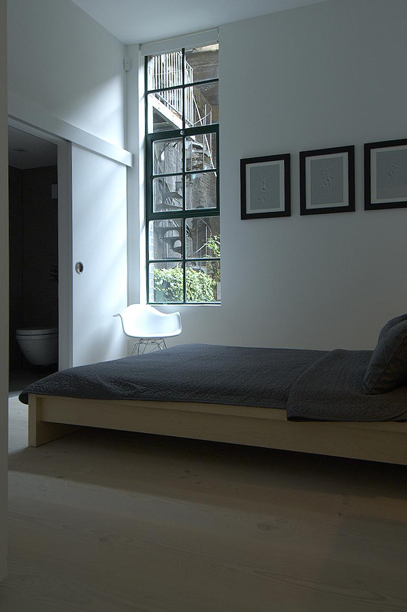 Interiores minimalistas apartamento minimalista con for Interiores minimalistas