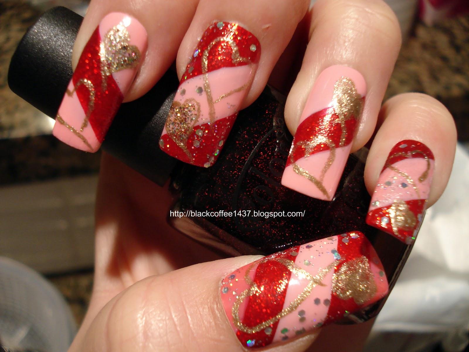 Good simple nail art designs