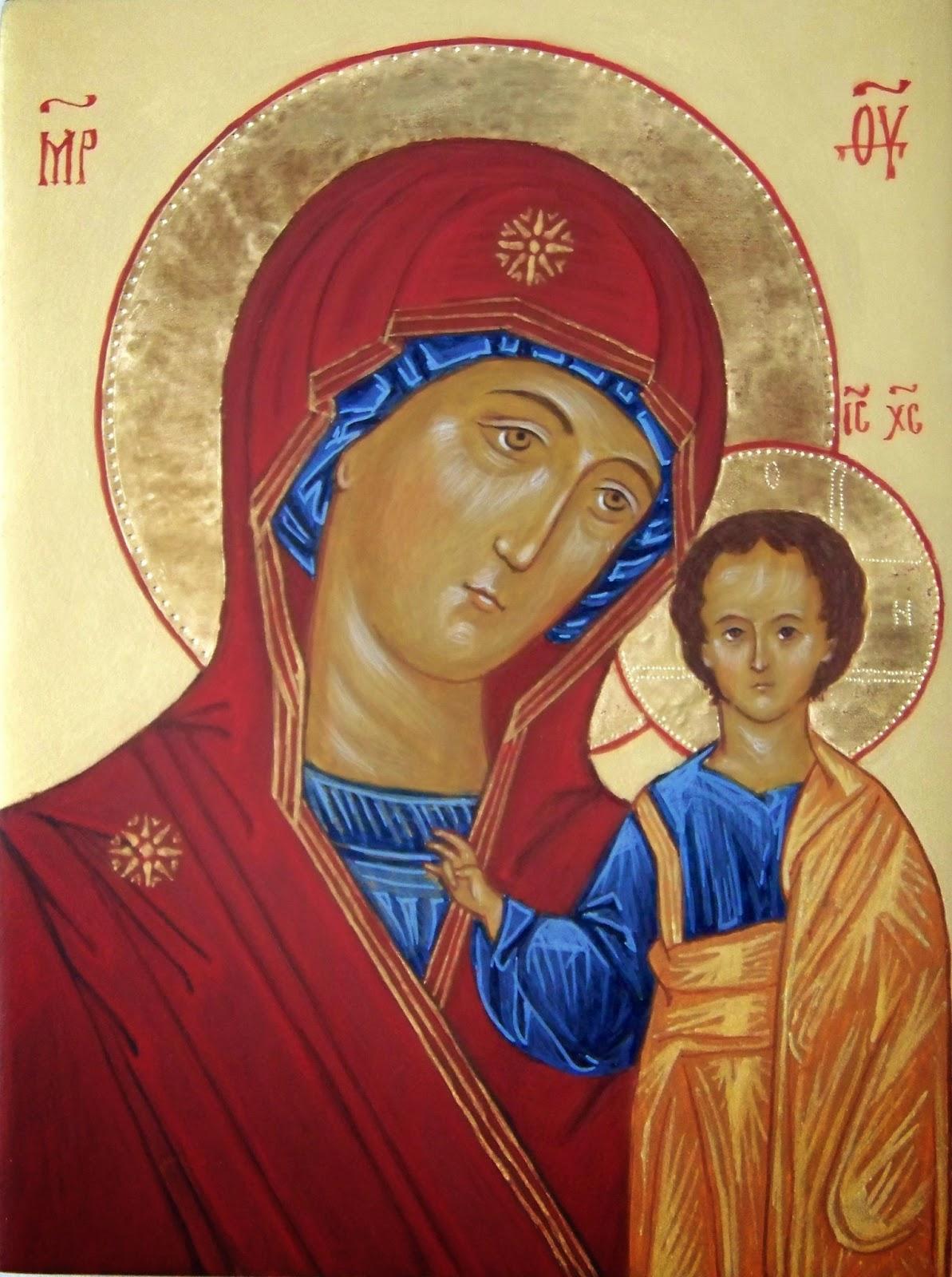 Kazańska Ikona Matki Boskiej