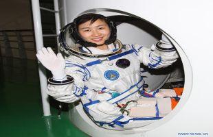 Liu Yang, Astronot Perempuan Pertama China