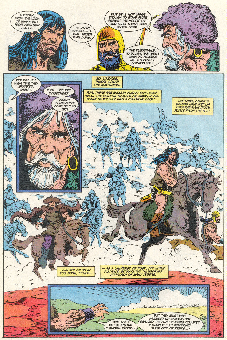 Conan the Barbarian (1970) Issue #275 #287 - English 51