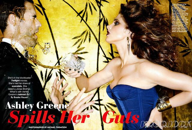 Ashley Greene Allure Magazine November 2011