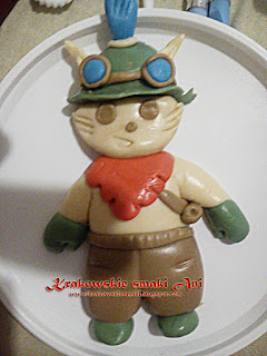 teemo cake league of legends