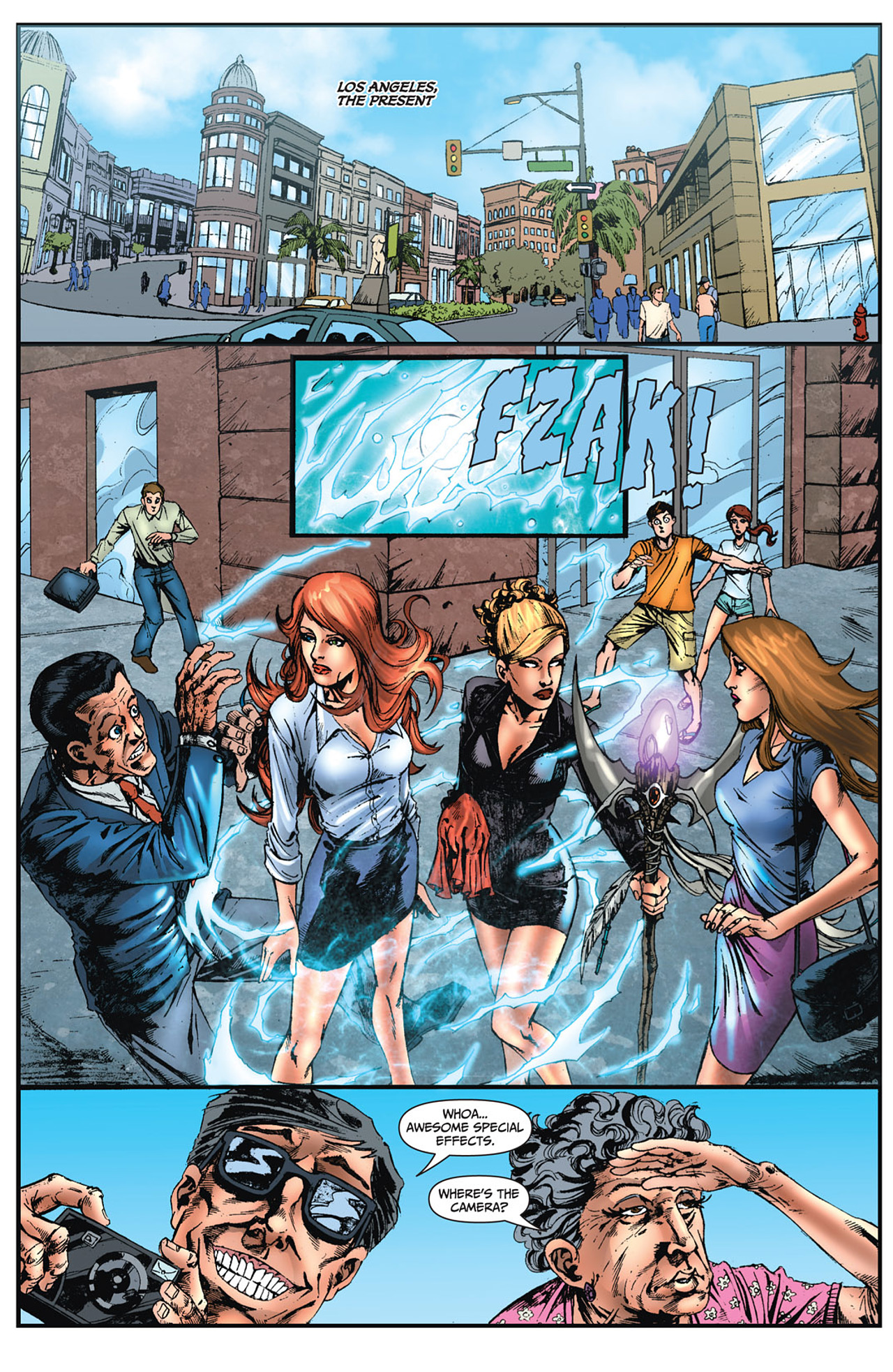Grimm Fairy Tales (2005) Issue #50 #53 - English 17
