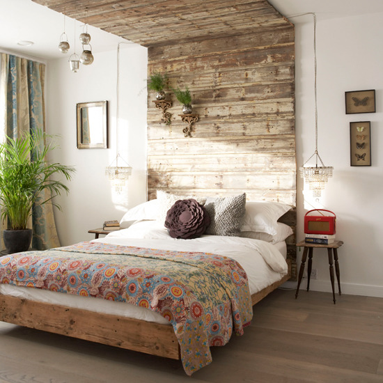 Be DifferentAct Normal Reclaimed Wood Headboards