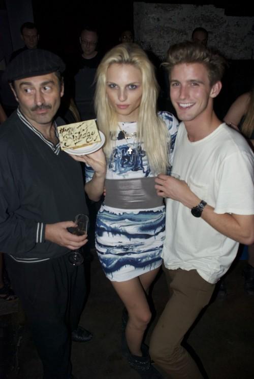 Andrej Pejic Birthday