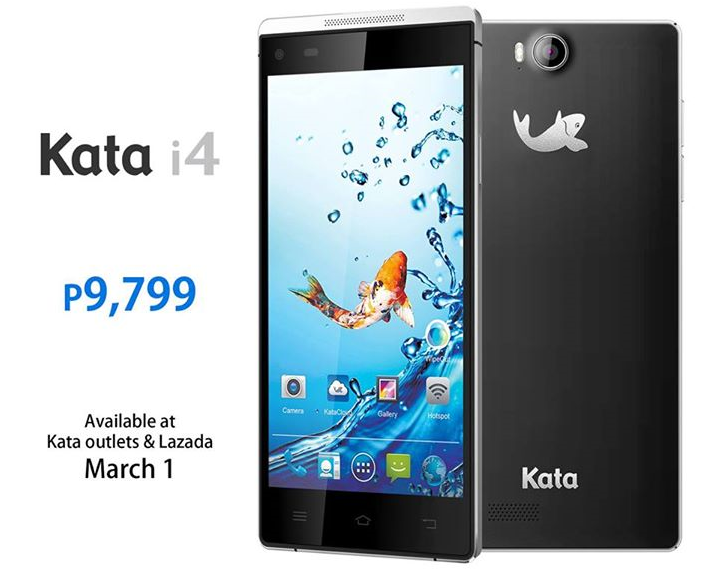 Kata i4 now available