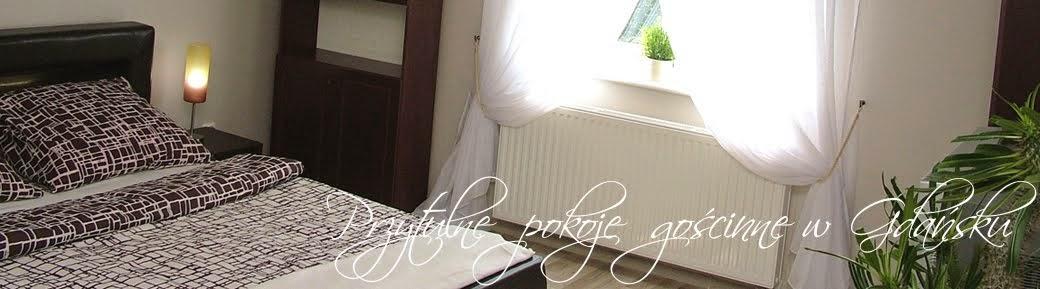 pokoje i kwatery dla turystów, noclegi Gdańsk