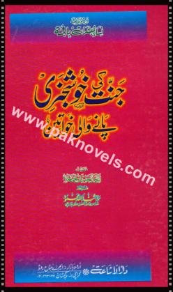 Jannat Ki Khushkhabri Panay Wali Khawateen