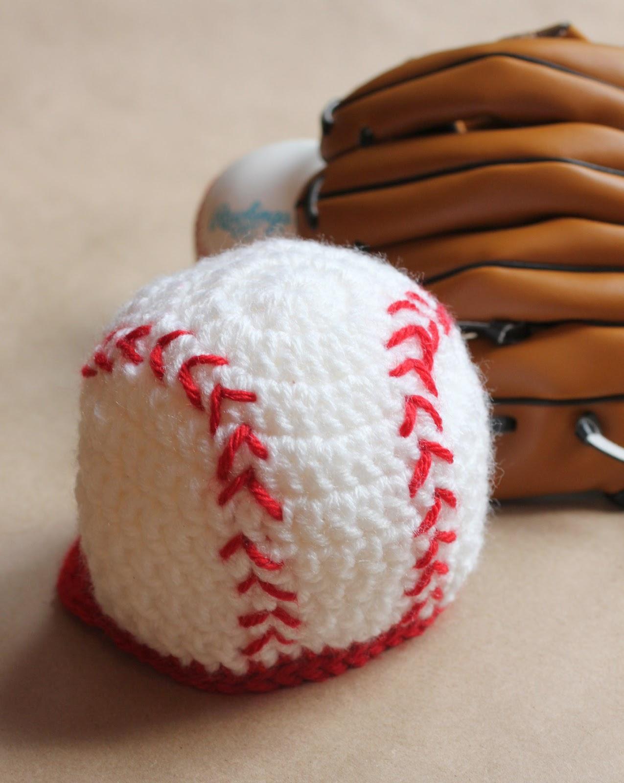 Crochet Baseball Cap Repeat Crafter Me