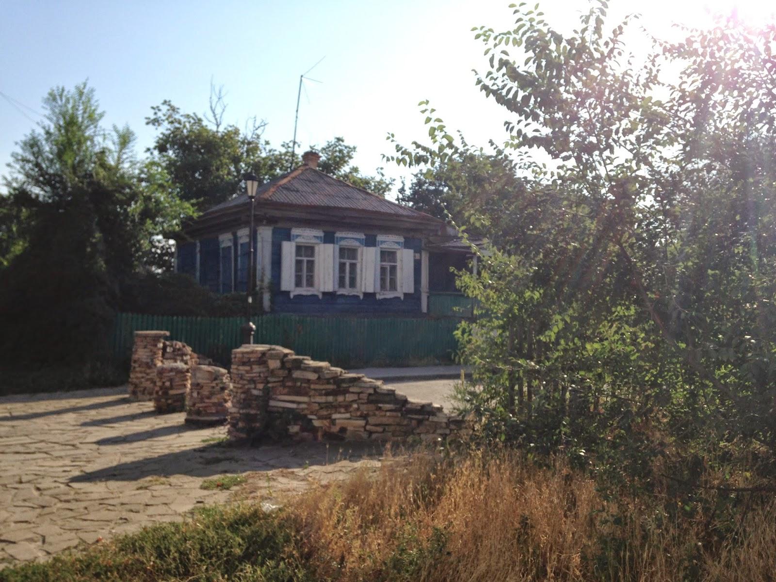 Dom-Starocherkassk