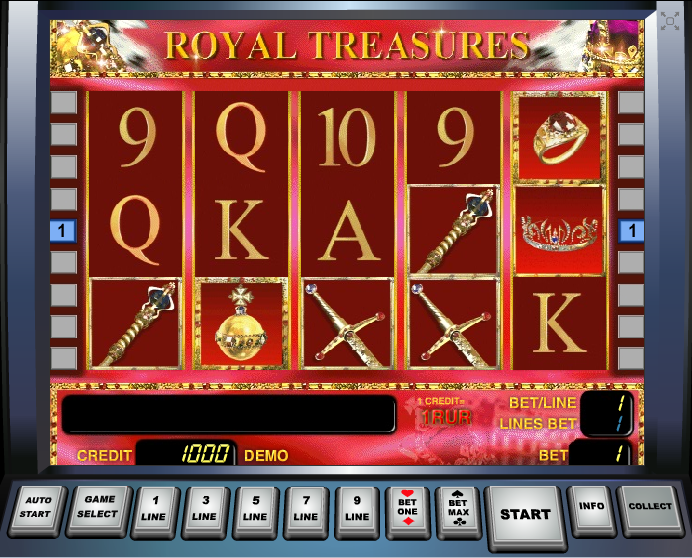 http://lavaslotscasino.com/royal-treasures/
